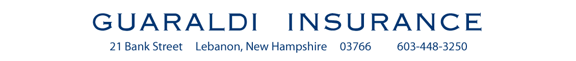 Insurance Agents for NH and VT